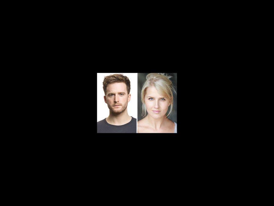 Stuart Ward - Dani De Waal - headshot - split - square - 9/13