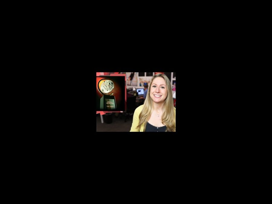 Video Still - The Broadway.com Show 6 - Lindsay Champion