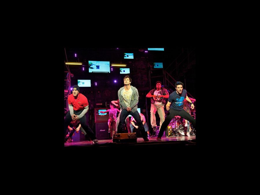 PS - American Idiot - tour - Scott J. Campbell - Van Hughes - Jake Epstein - wide - 1/12