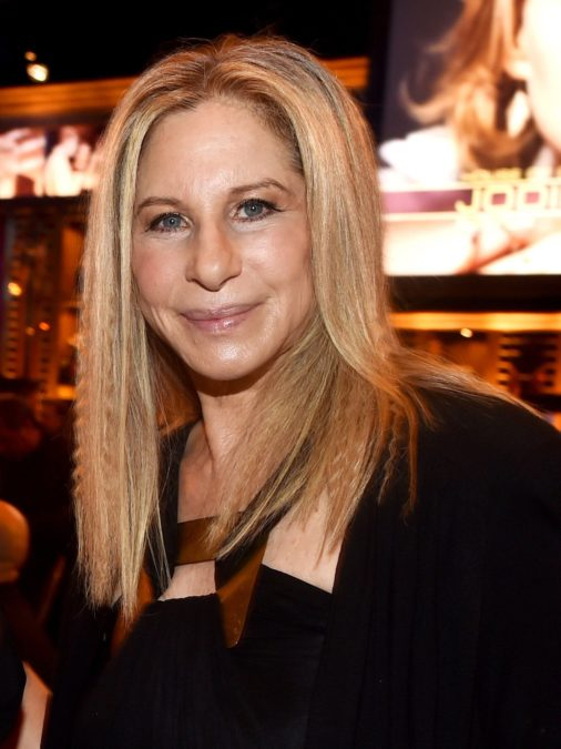 Barbra Streisand - GETTY - 4/16 - Alberto E. Rodriguez/Getty Images