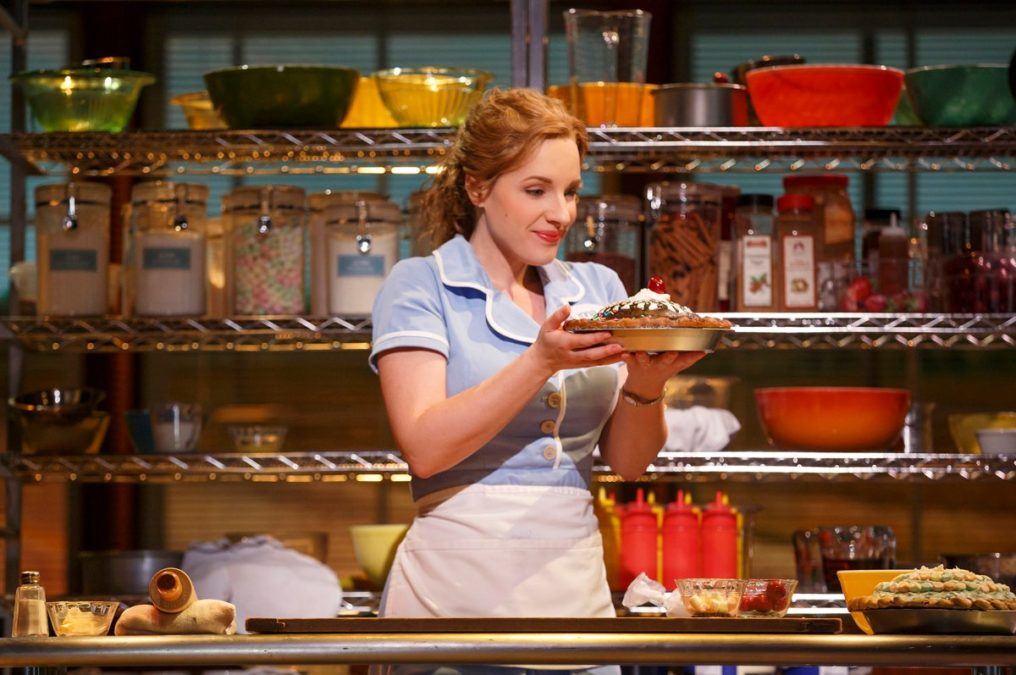PS - Waitress - Jessie Mueller - Photo: Joan Marcus