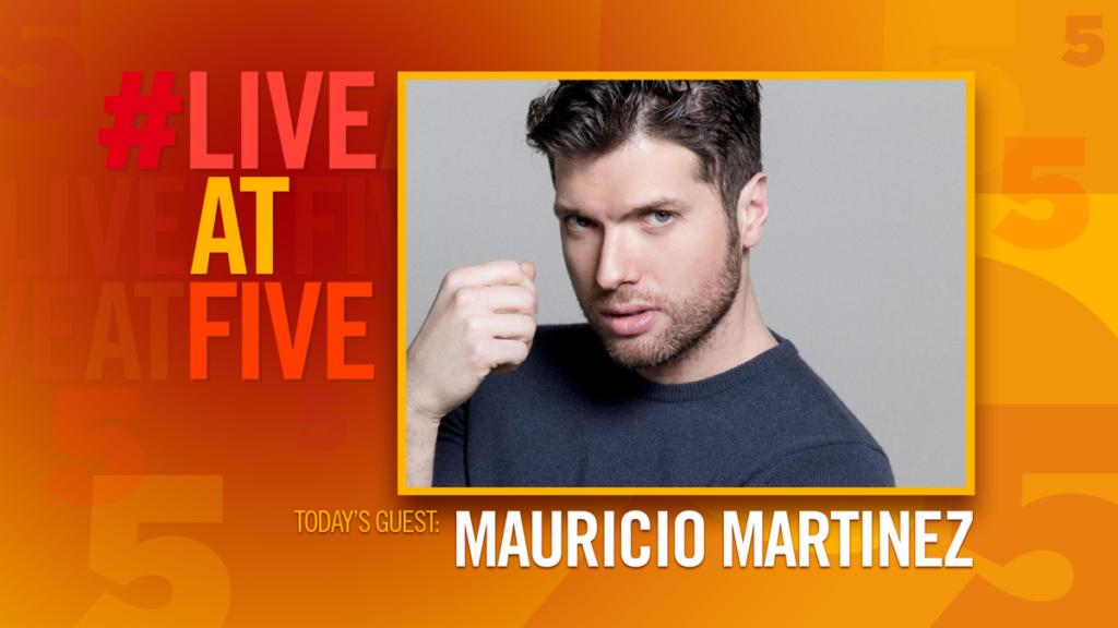 Still - Live at Five - Maurcio Martinez