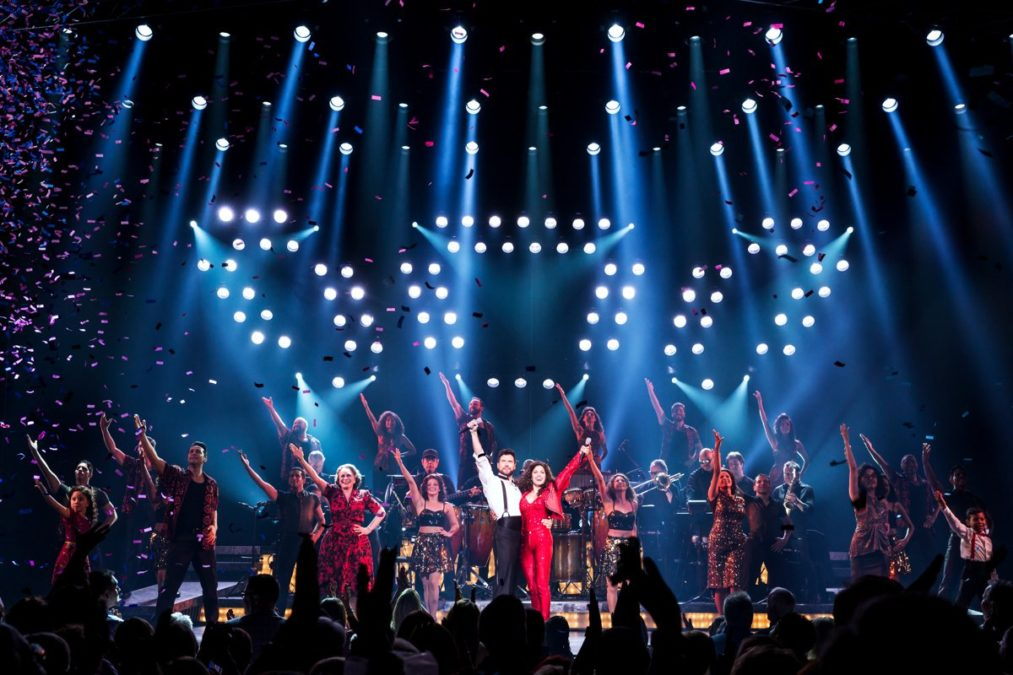 Show Photos - On Your Feet - National Tour - 10/17 - Photo: Matthew Murphy