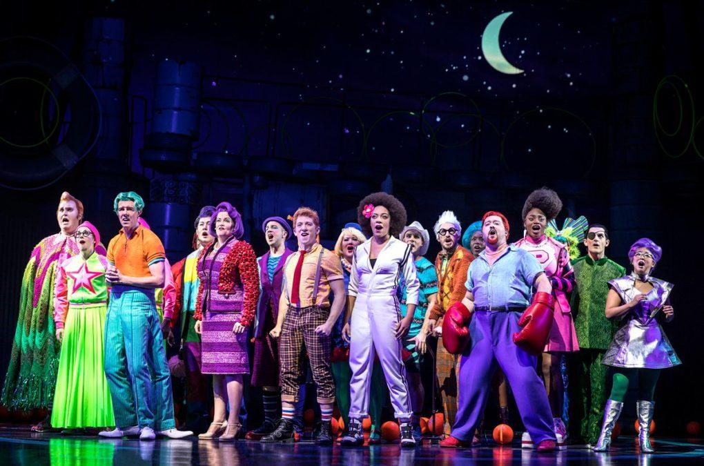 Show Photos - SpongeBob SquarePants - Broadway - 11/17 - Joan Marcus