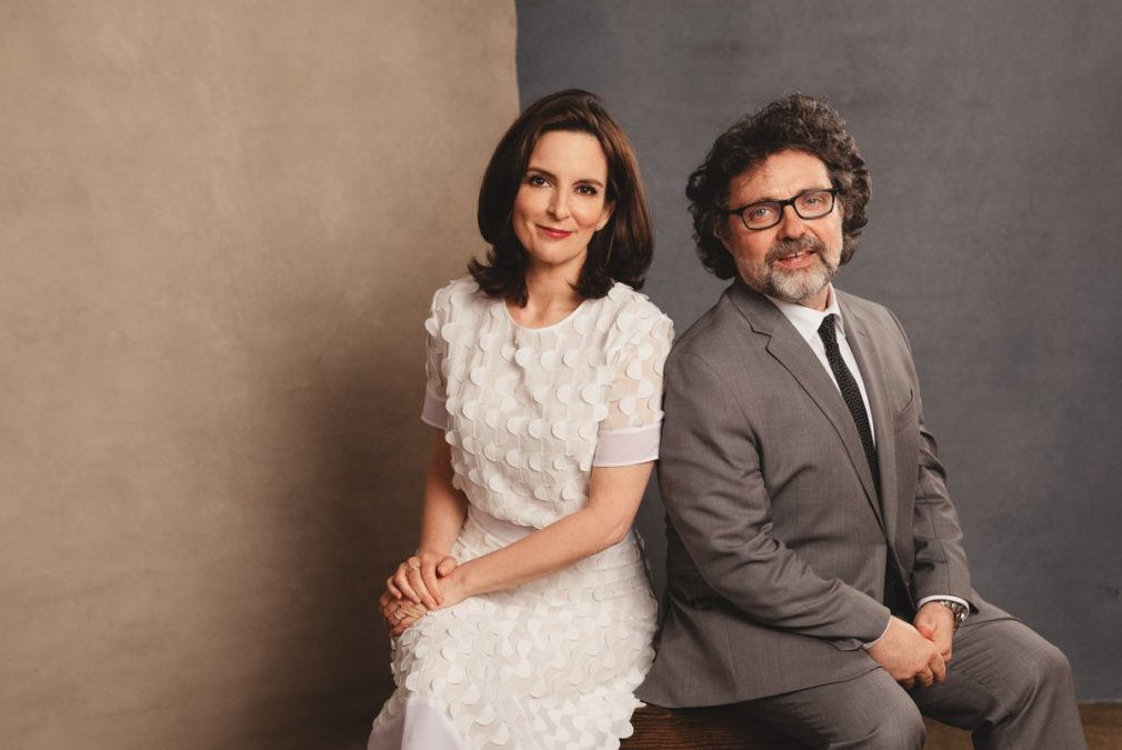 Broadway.com Audience Choice Awards 2018 - Tina Fey - Jeff Richmond - Portraits - 5/18 - Emilio Madrid-Kuser