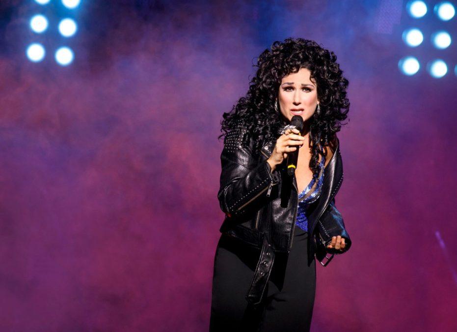 Show Photos - The Cher Show - 11/18 - Stephanie J. Block - Photo: Joan Marcus