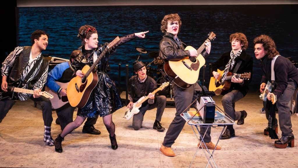 PS - off-Broadway - Sing Street - Jakeim Hart
