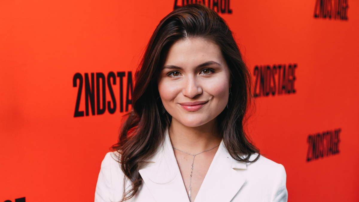 Mary Page Marlowe Opening Night - Phillipa Soo - 7/18 - EMK