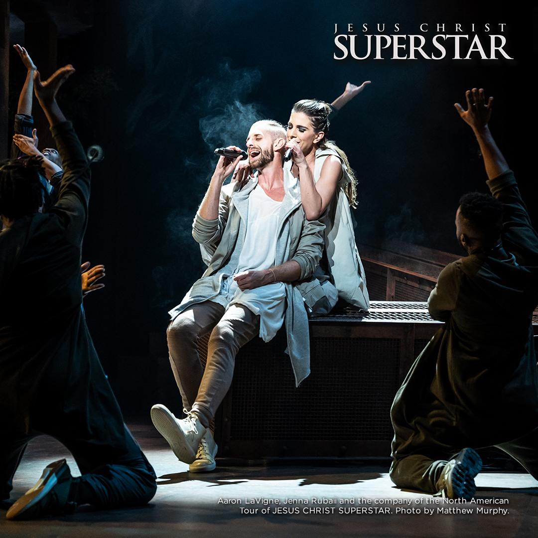 Jesus Christ Superstar Production Photo
