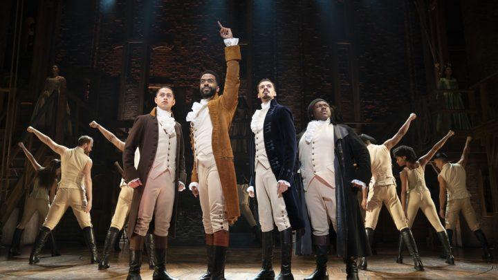 Hamilton Production Photo